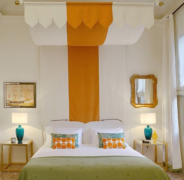 bedroom at Hayez at Palazzo Ca'nova Venice-1