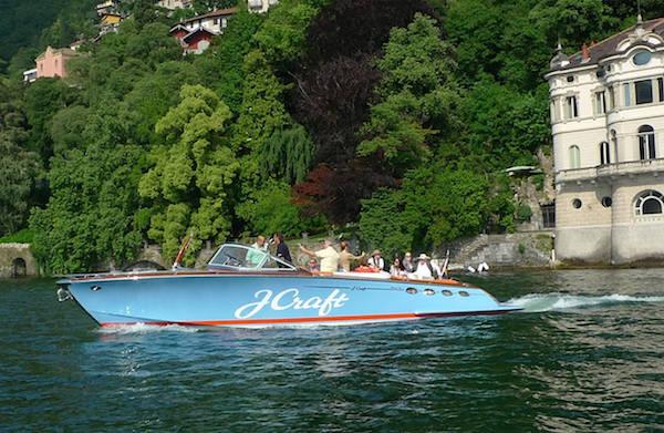 courtesy boat at Excellence Villas Villa dell-Imperatrice Lake Como-1