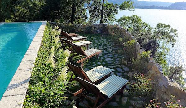 pool at Excellence Villa's Villa dell'Imperatrice Lake Como-1