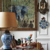 Carolina Irving Paris apartment in Milieu magazine