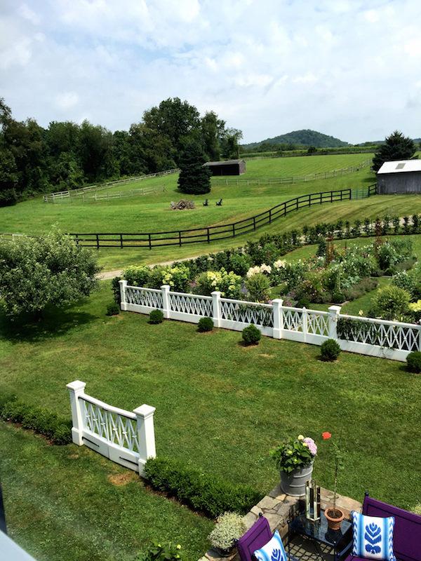 Christopher Spitzmiller Clove Brook Farm garden