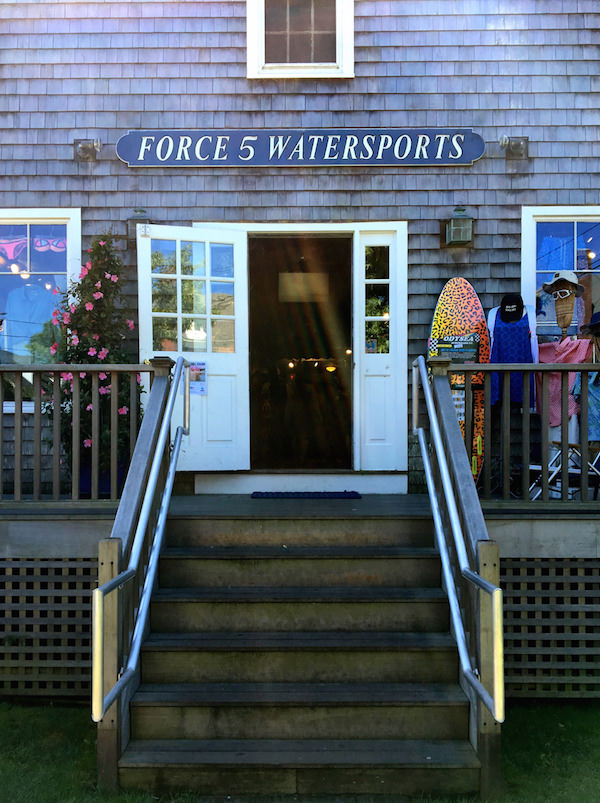 Force Five NantucketForce Five Nantucket