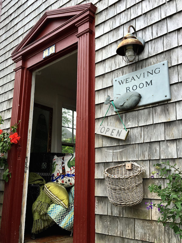 Friday Favorite - the Weaving Room