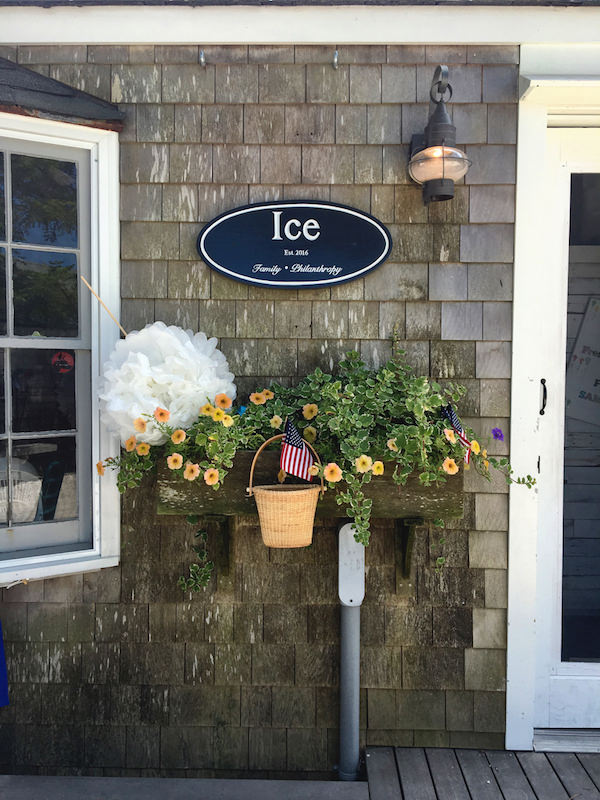 Ice Nantucket