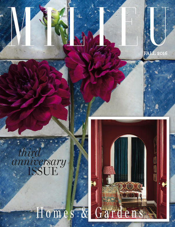 Milieu Magazine Anniversary Issue Sneak Peek