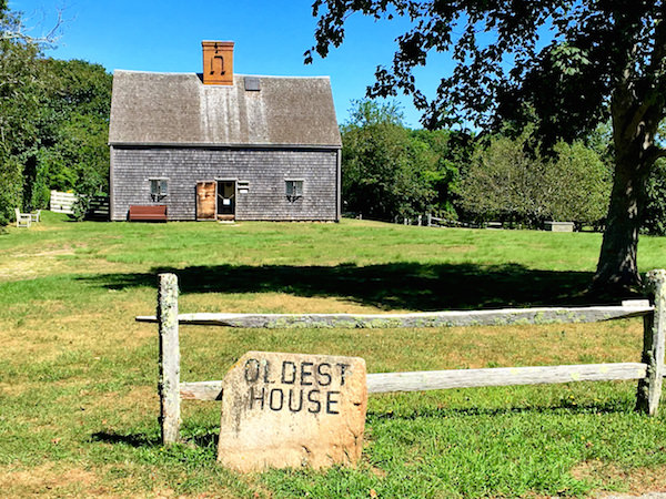 Nantucket Oldest House