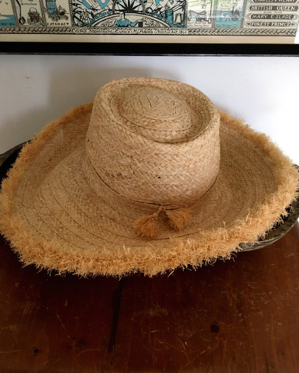 Peter Beaton hat