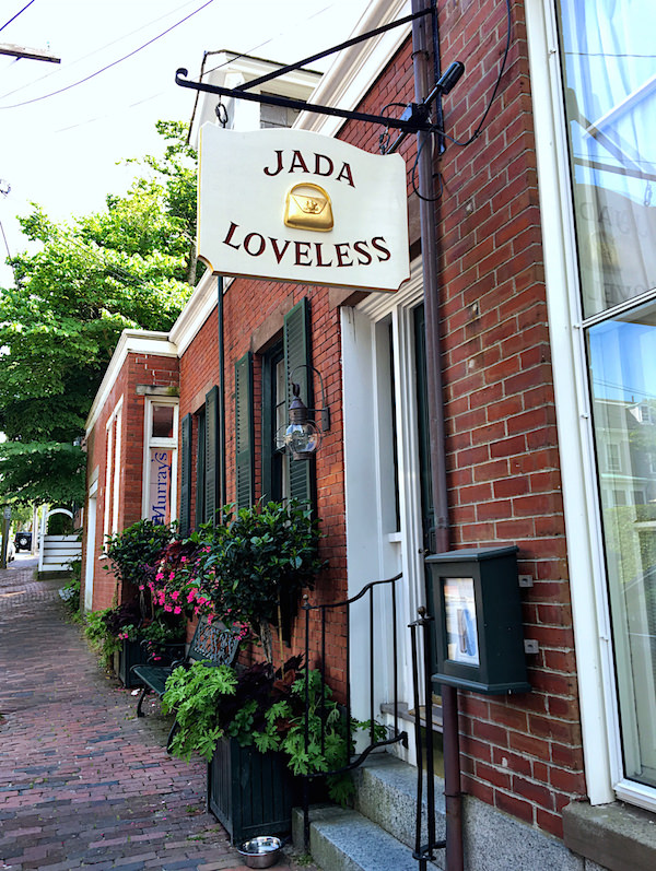 Jada Loveless on Nantucket