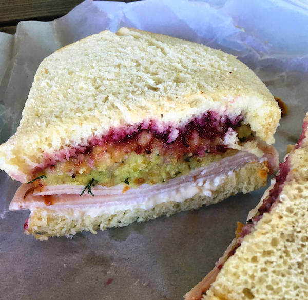 Provisions Nantucket Turkey terrific