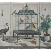 sothebys-fall-auctions-painted-four-panel-screen
