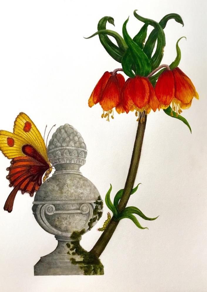 carolyne-roehm-watercolors-at-mecox