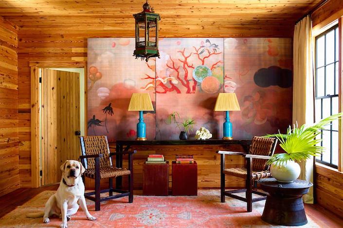 Amelia Handean Rooms - Sullivan Island home