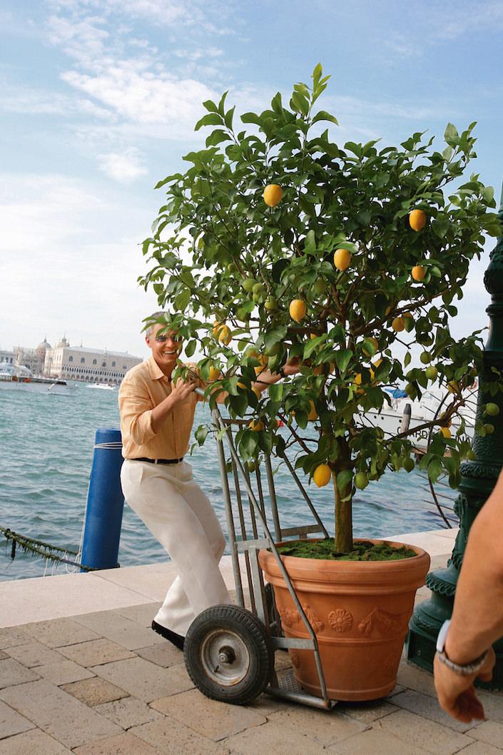 David Monn in Venice