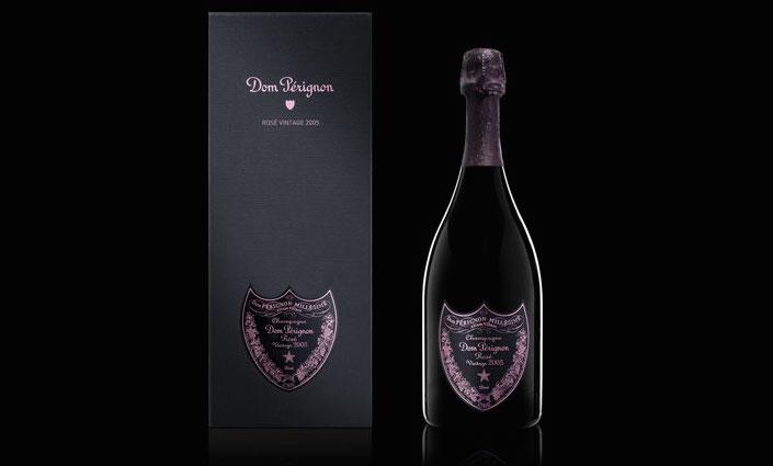Dom Perignon Rose-2005