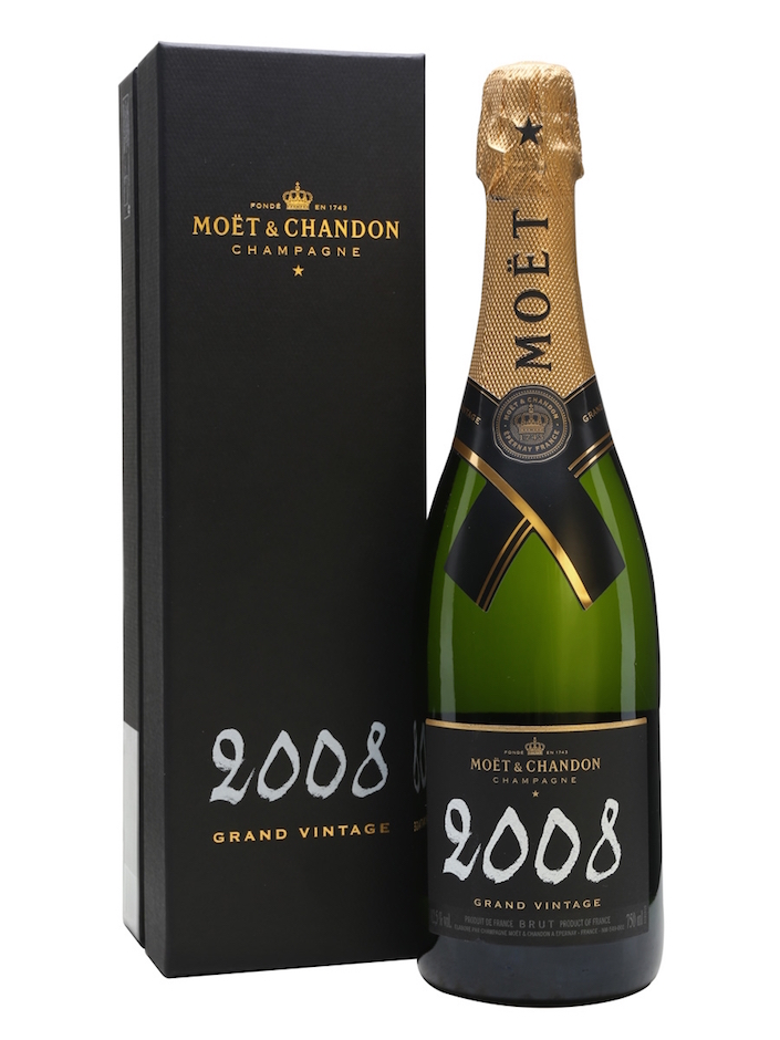 Moet & Chandon 2008 Grand Vintage