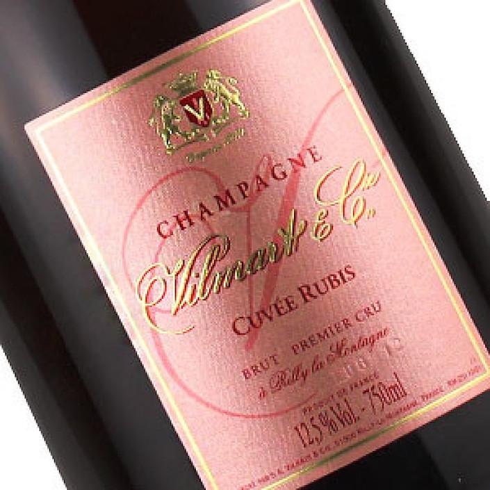 Vilmart & Cie Brut Rosé Cuvée Rubis