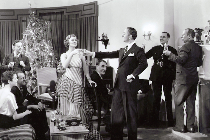 movies for the holidays - The Thin Man