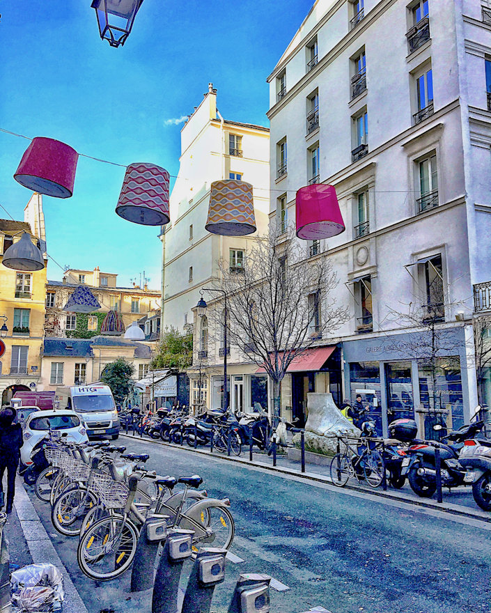 Bonjour from Paris - Lanterns for Paris Deco Off