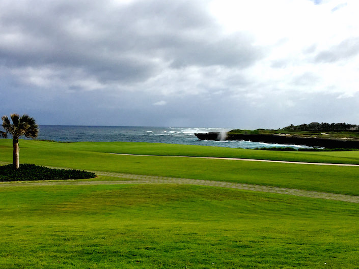 Corales golf course at Puntacana Resort