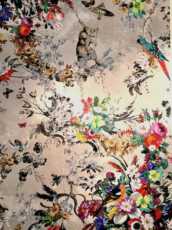 Jakob Schlaepfer Poppy Chinoise