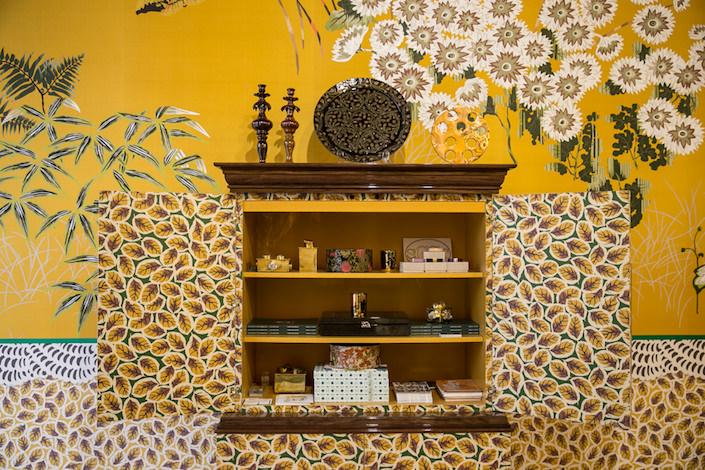 Justin van Breda cabinet at Ancien et Moderne