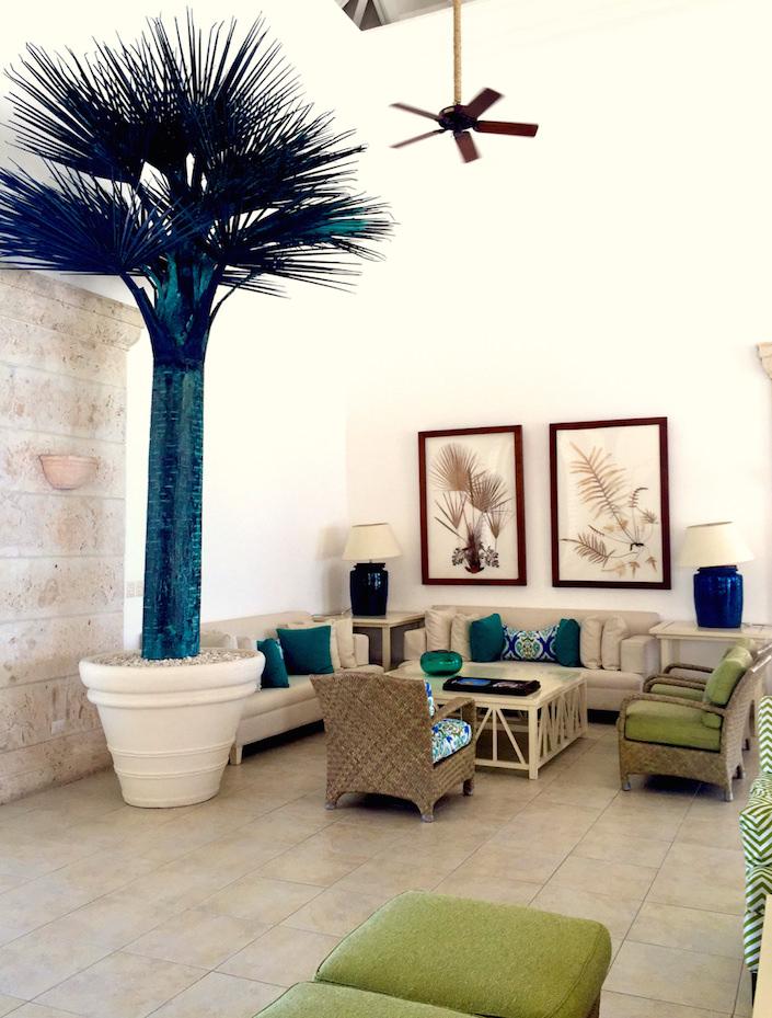 Puntacana Resort La Cana clubhouse
