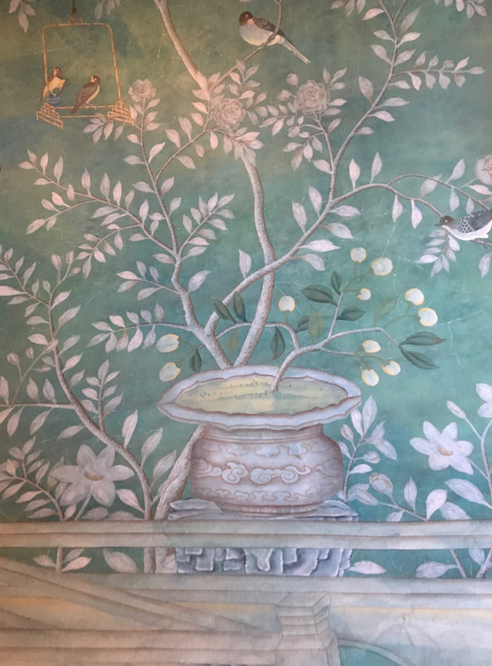 de Gournay Pauline de Rothschild reproduction
