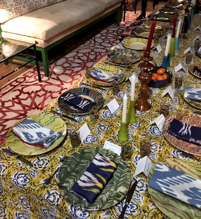 tabletop at Ancien et Moderne