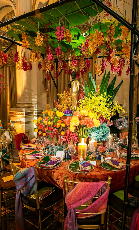Cullman Kravis 2017 Orchid Dinner