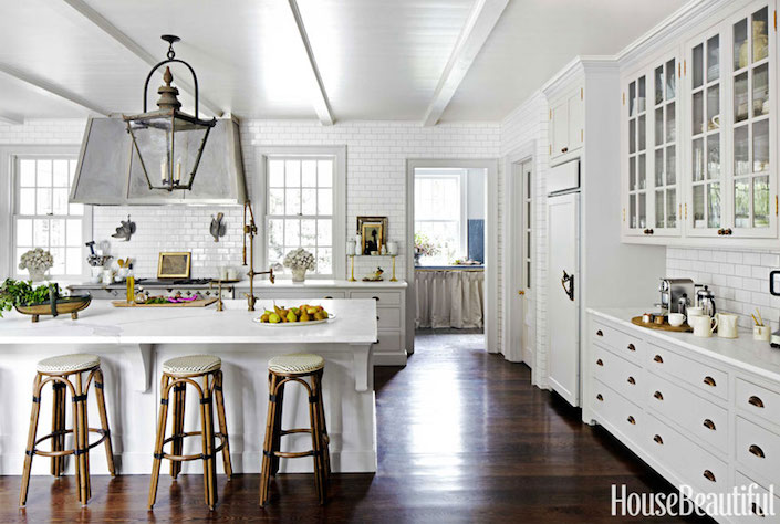 Jeannette Whitson Nashville kitchen, photo Simon Watson for House Beautiful