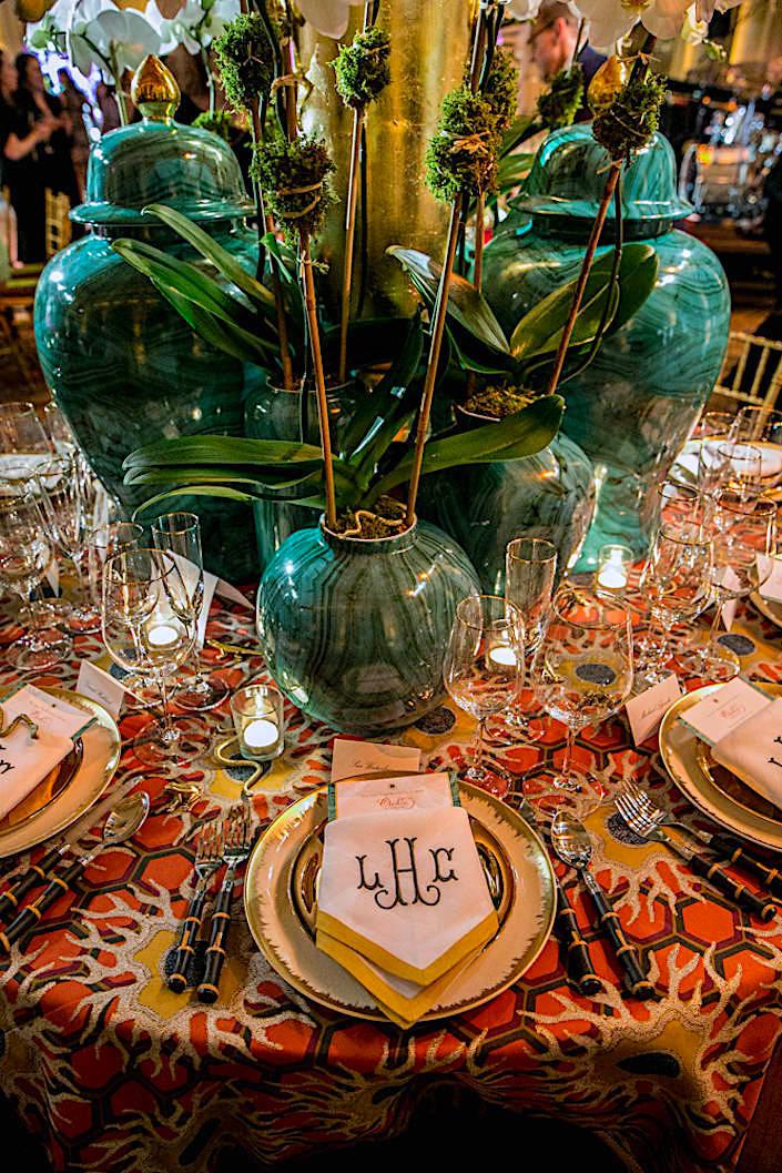 Lindsey Coral Harper 2017 Orchid Dinner