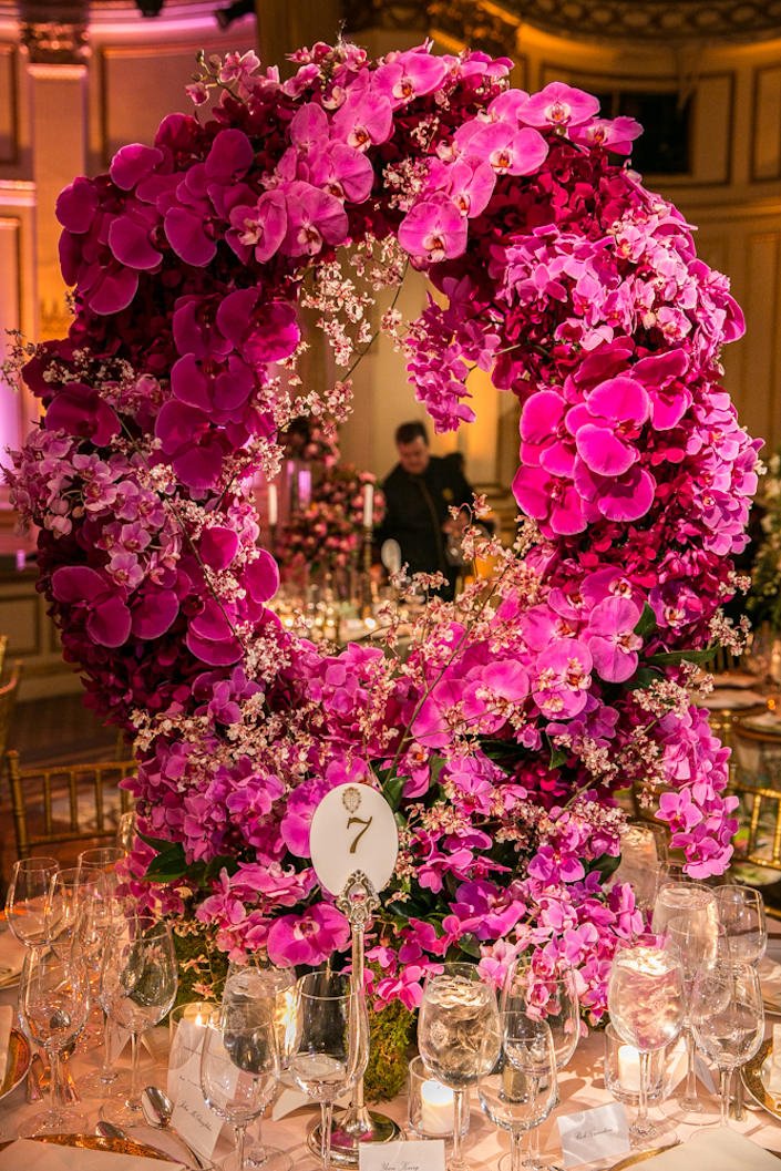 Paris Forino 2017 Orchid Dinner