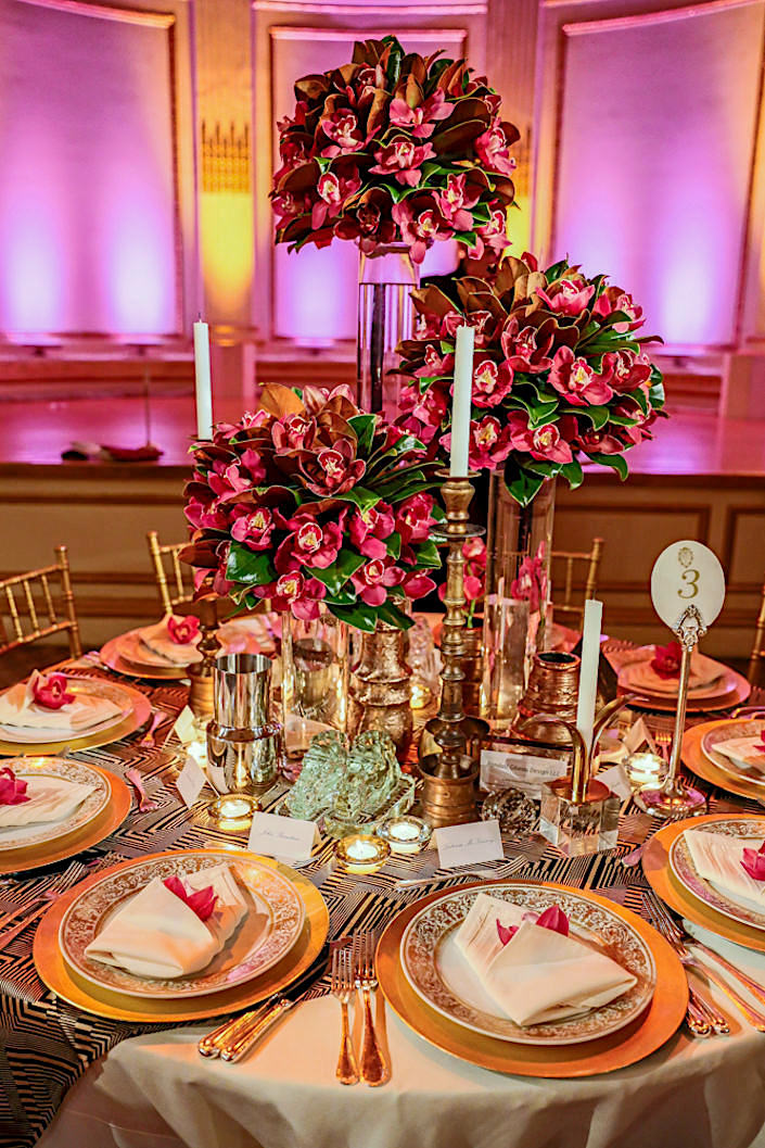 Randall Gibeau 2017 Orchid Dinner