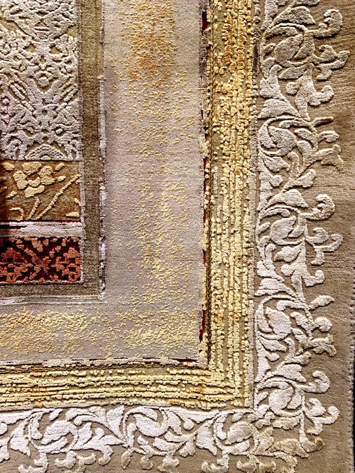 Tarun Tahiliani for Obeetee detail