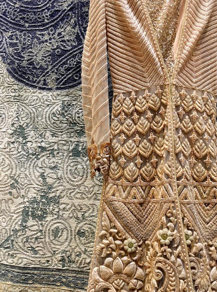 Tarun Tahiliani dress