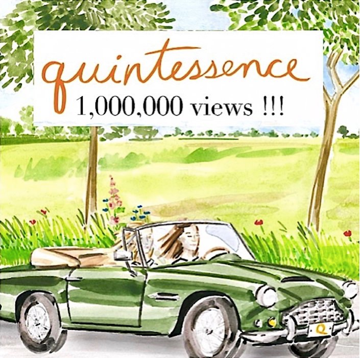 A Major Milestone – One Million Views!