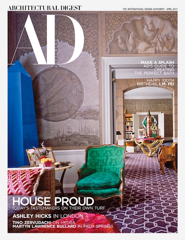 Architectural Digest Gets a New Look