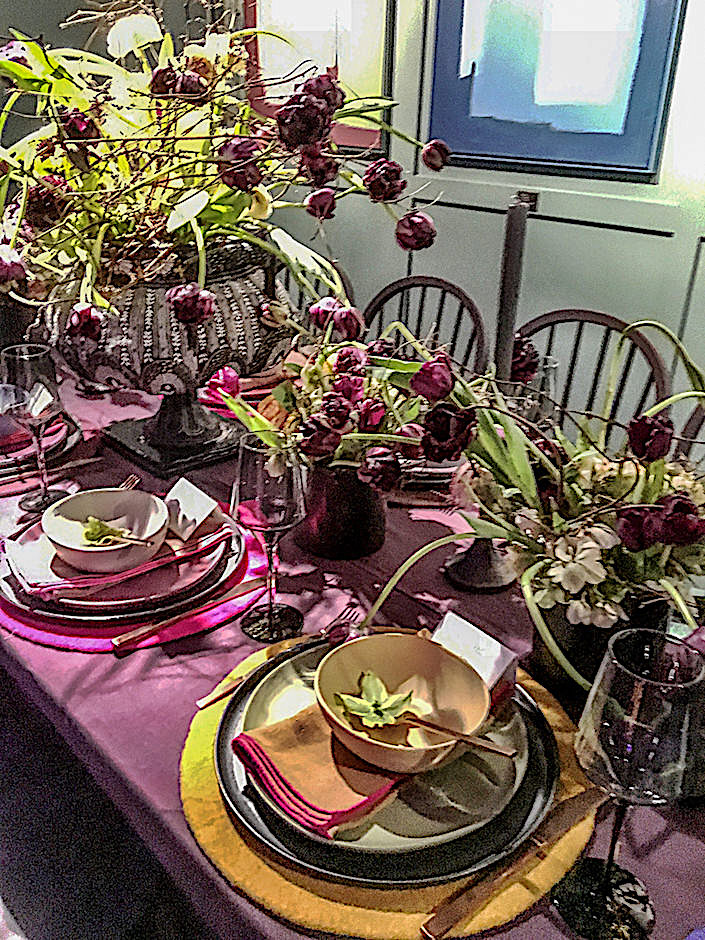 Benjamin Moore DIFFA Dining by Design 2017