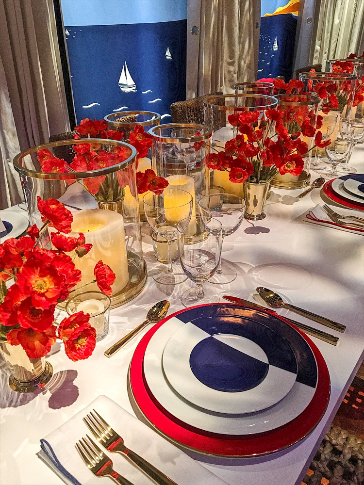 Ralph Lauren DIFFA Dining by Design 2017 tabletop