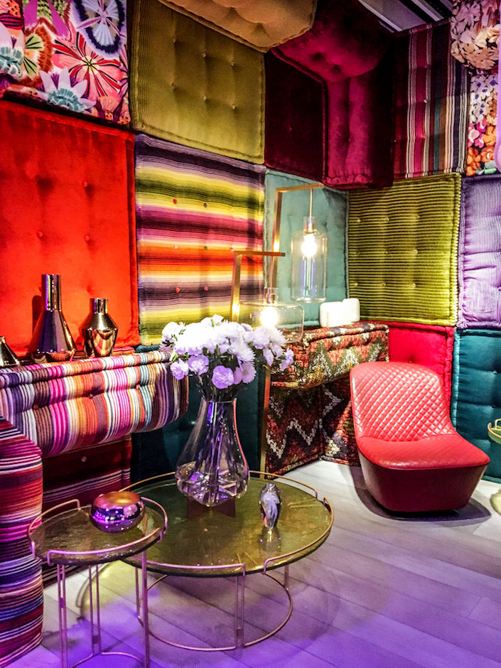 Roche Bobois dining by design 2017