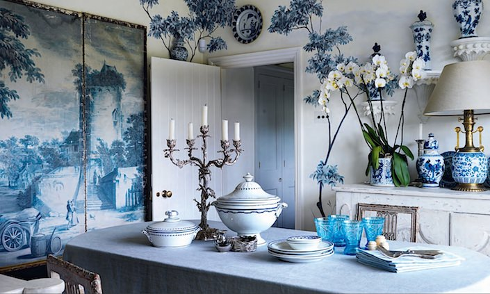 Signature Spaces - Paolo Moschino & Philip Vergeylen dining room