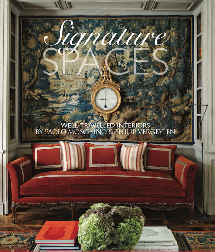 Signature Spaces by Paolo Moschino & Philip Vergeylen