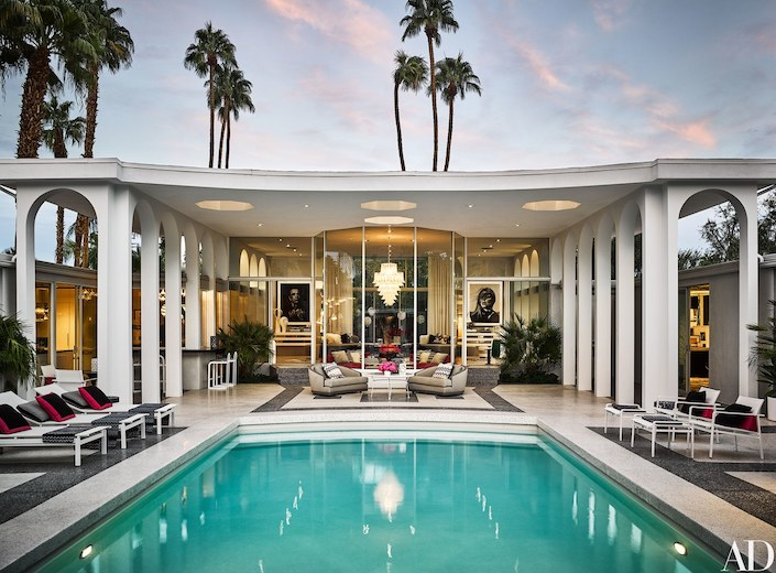 martyn-lawrence-bullard-palm-springs, photo Douglas Friedman for AD