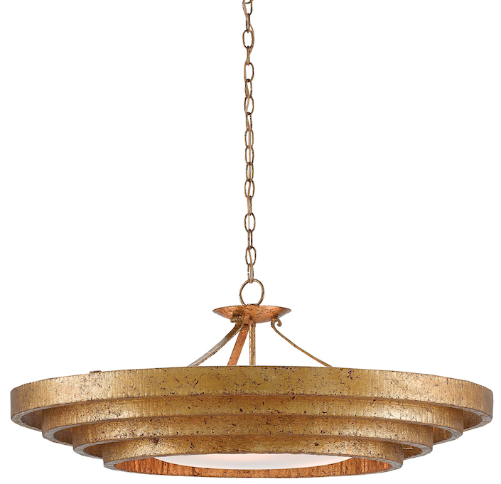 Bunny Williams for Currey & Company Belle Chandelier