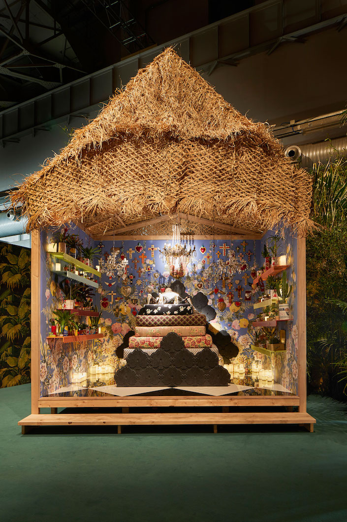 Corian Cabana Club by Antonio Marras