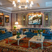Richard Mishaan 45th Kips Bay Decorator Show House