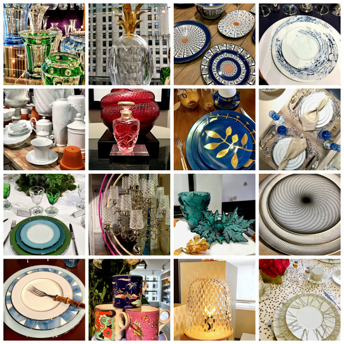 First Peek at Spring Tabletop Market