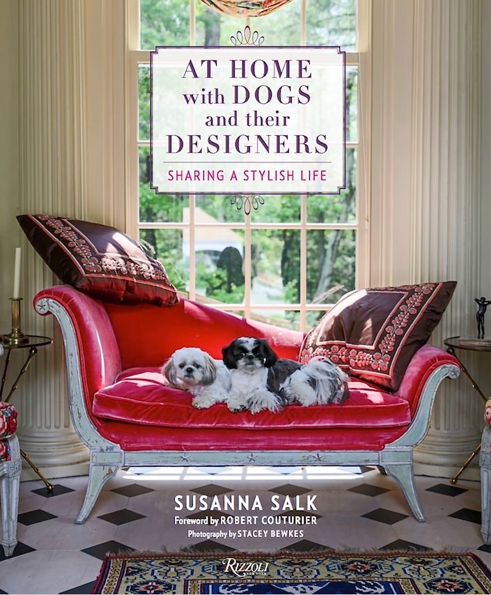 At Home with Dogs and Their Designers