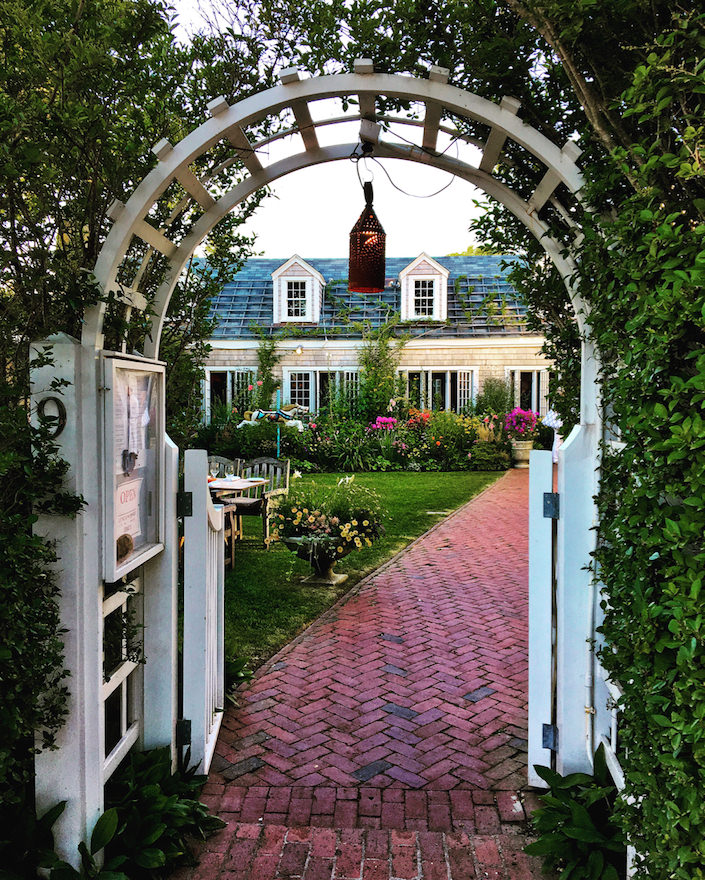 Chanticleer Restaurant Nantucket via Quintessence