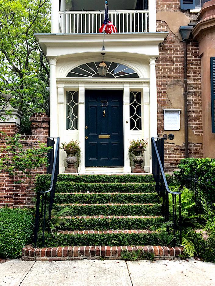 Charleston steps